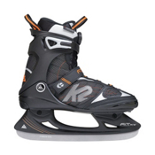 K2 F.I.T. Boa Ice Skates, Black-Orange, medium
