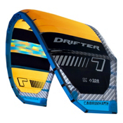 Cabrinha Drifter Kiteboarding Kite, Yellow-Black, medium