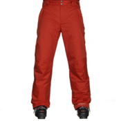 Columbia Bugaboo II Mens Ski Pants, Rust Red, medium
