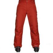 Columbia Bugaboo II Mens Ski Pants, Rust Red, medium