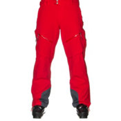 Columbia Jump Off Cargo Mens Ski Pants, Bright Red, medium