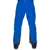 Columbia Jump Off Cargo Mens Ski Pants, Hyper Blue, medium