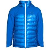 Columbia Heatzone 1000 TurboDown Mens Insulated Ski Jacket, Hyper Blue, medium