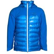 Columbia Heatzone 1000 TurboDown Mens Insulated Ski Jacket, Hyper Blue, medium