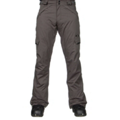 Oakley Skyline BioZone Mens Snowboard Pants, Shadow, medium