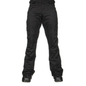 Oakley Skyline BioZone Mens Snowboard Pants, Jet Black, medium