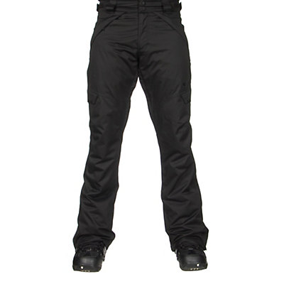 Oakley Skyline BioZone Mens Snowboard Pants, Shadow, viewer