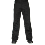 Oakley Fleet 2 BioZone Insulated Mens Snowboard Pants, Jet Black, medium