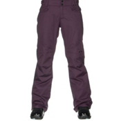Oakley Tippy Toe BioZone Insulated Womens Snowboard Pants, Purple Shade, medium