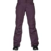 Oakley Tippy Toe BioZone Insulated Womens Snowboard Pants, Purple Shade, medium