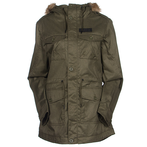 Oakley Tamarack w/Faux Fur Womens Jacket, , 600
