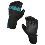 Oakley  Gloves, Jet Black, medium
