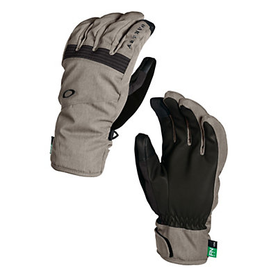 Oakley Roundhouse Short Gloves, Jet Black, viewer