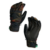 Oakley Roundhouse Short Gloves, Burnished Haze, medium