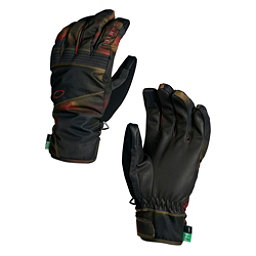 Oakley Roundhouse Short Gloves, Burnished Haze, 256