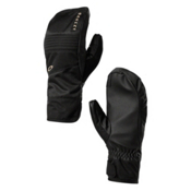 Oakley Roundhouse Mittens, Jet Black, medium