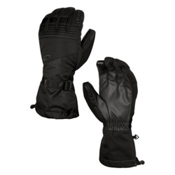Oakley Roundhouse OTC Gloves, Jet Black, medium