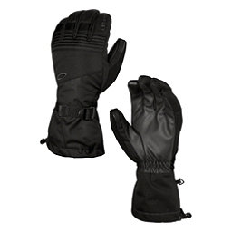 Oakley Roundhouse OTC Gloves, Jet Black, 256