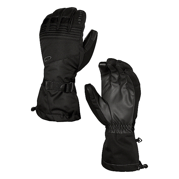 Oakley Roundhouse OTC Gloves, Jet Black, 600