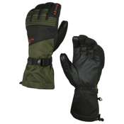 Oakley Roundhouse OTC Gloves, Herb, medium