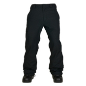 686 Authentic Standard Mens Snowboard Pants, Black, medium