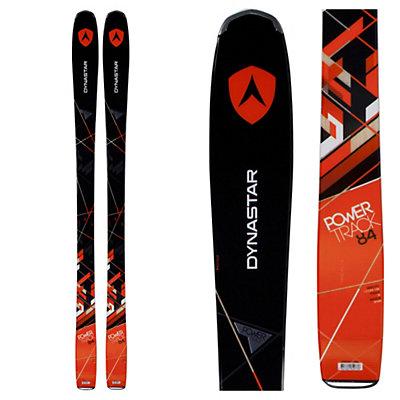 Dynastar Powertrack 84 Skis, Orange-Black, viewer