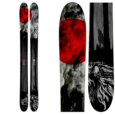 Liberty Skis Schuster Pro Skis 2016, , viewer