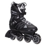 K2 F.I.T. 80 Inline Skates 2017, Black-Silver, medium
