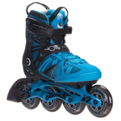 K2 VO2 90 Pro Inline Skates, Black-Blue, medium