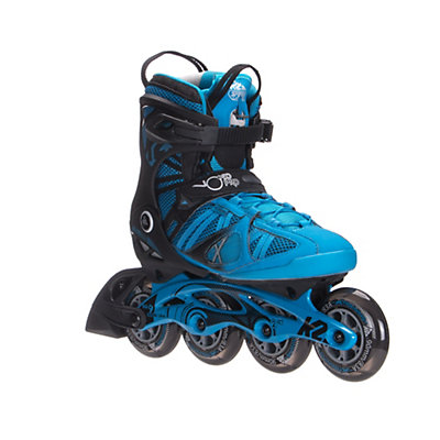 K2 VO2 90 Pro Inline Skates, Black-Blue, viewer