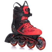 K2 VO2 90 Boa Inline Skates, Red-Black, medium