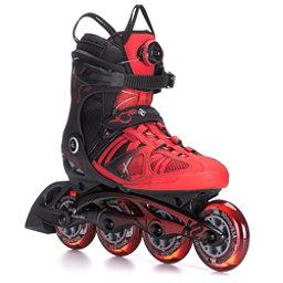 K2 VO2 90 Boa Inline Skates, Red-Black, 256