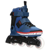 K2 Midtown Urban Inline Skates, Blue, medium