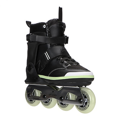 K2 Uptown Urban Inline Skates 2017, Black, viewer