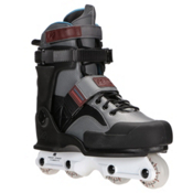 K2 Front Street Aggressive Skates, Gray-Black, medium