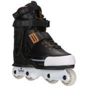 K2 Unnatural Aggressive Skates, Black, medium