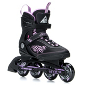 K2 Kinetic 78 Womens Inline Skates 2017, Black-Purple, medium