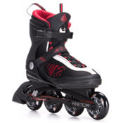 K2 Kinetic 80 Inline Skates 2017, Black-Red-Silver, medium