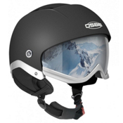 OSBE Majic Snow Helmet, Dull Black, medium