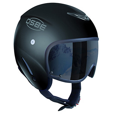 OSBE Bellagio Helmet, Soft Black, viewer