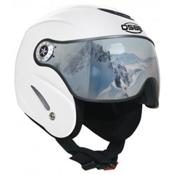 OSBE Proton Sr Ski Helmet 2016, White Pearl, medium