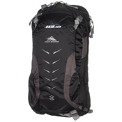 High Sierra Symmetry 18 Backpack, Black-Mercury-Charcoal, medium