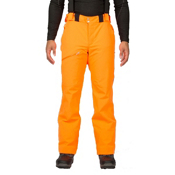 Spyder Propulsion Athletic Mens Ski Pants, Bryte Orange, medium