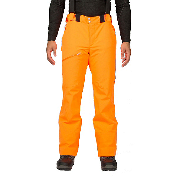 Spyder Propulsion Athletic Mens Ski Pants (Previous Season), Bryte Orange, 600
