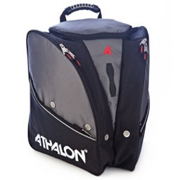 Athalon Tri Athalon Ski Boot Bag 2017, Silver-Black, 256