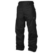 Oakley Fleet 2 BioZone Mens Snowboard Pants, Jet Black, medium