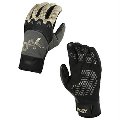 Oakley Factory Pipe Gloves, Jet Black, viewer