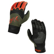 Oakley Factory Pipe Gloves, Herb, medium