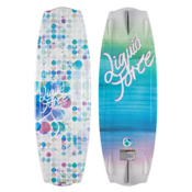 Liquid Force Angel Blem Womens Wakeboard, , medium