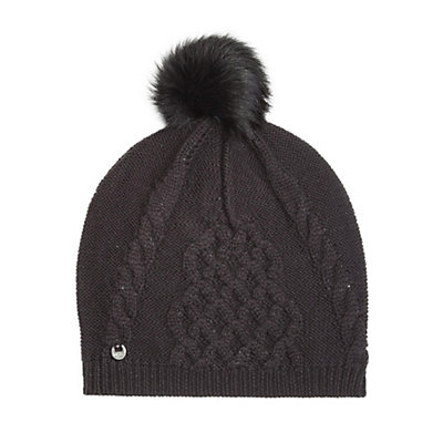 UGG Isla Lurex Womens Hat, Black M, viewer